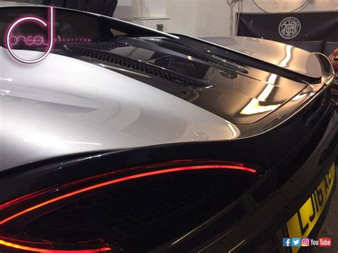 540c Hd Picture by 2016 Mclaren 540c Paint Protection Ppf Install Offset