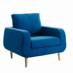 Fauteuil Bleu Canard : fauteuil bleu canard assises pinterest salons ~ Teatrodelosmanantiales.com Idées de Décoration