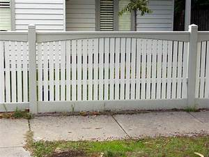 Capped Picket Fencing Gallery