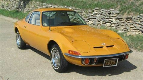Opel Car : 1972 Opel Gt For Sale Near Omaha, Nebraska 68164