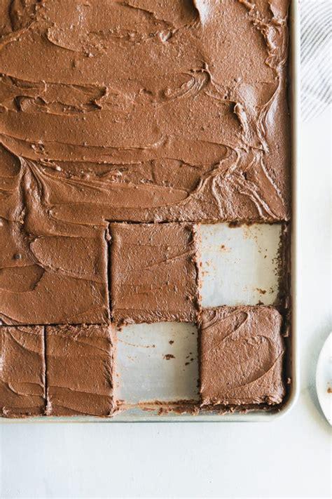 texas sheet cake recipe culinary hill