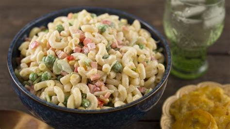 Classic Macaroni Salad Ngredients 10 2/3 Ounces Elbow