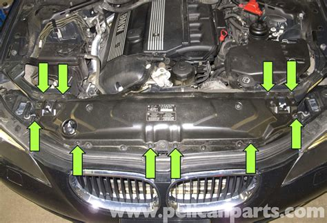 Pelican Bmw by Bmw E60 5 Series Radiator Replacement 2003 2010
