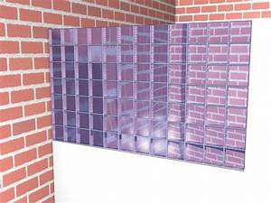 How To Install Glass Blocks  9 Steps  With Pictures