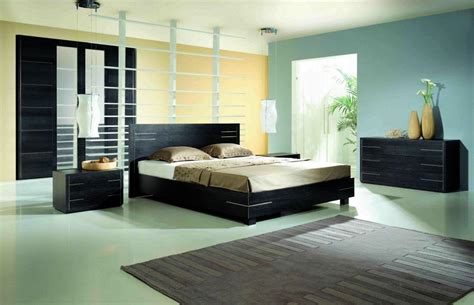 jaw dropping bedrooms  dark furniture
