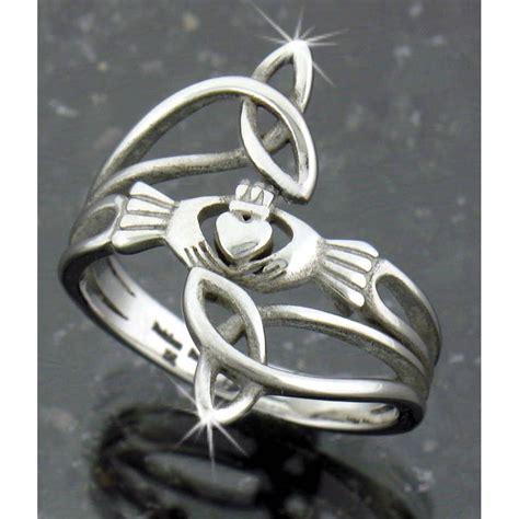 modern claddagh ring irish and celtic jewelry claddagh rings claddagh gothic jewelry
