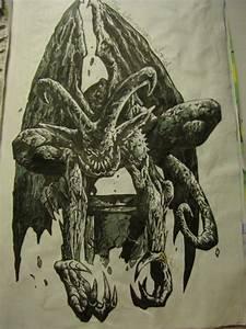 Gargoyle by TheFranology on DeviantArt