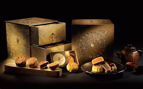 mooncakes   mid autumn treats