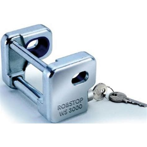 See winterhoff products in our online store. Winterhoff Robstop WS3000 Secutity Hitch Lock