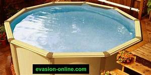 Piscine Hors Sol Acier Imitation Bois : infos sur piscine rectangulaire hors sol acier ~ Dailycaller-alerts.com Idées de Décoration