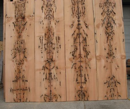 wormwood lumber recycled saltwater wood