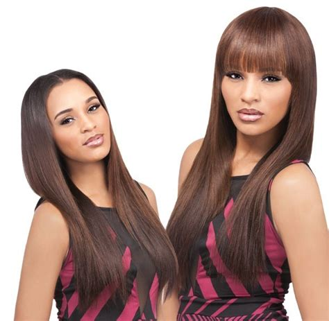 Outre Velvet Clip In Bangs 100 Remi Human Hair Duby Top