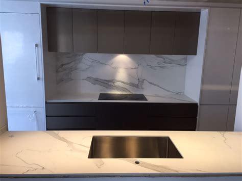 kitchen neolith estatuario  marble trend marble