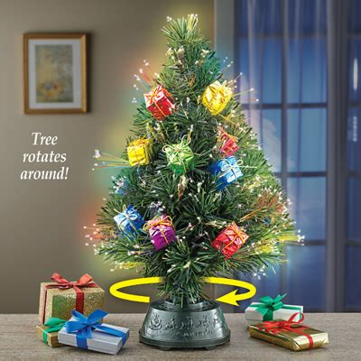 christmas tabletop musical rotating christmas tree decoration rotating tabletop tree with lights from collections etc