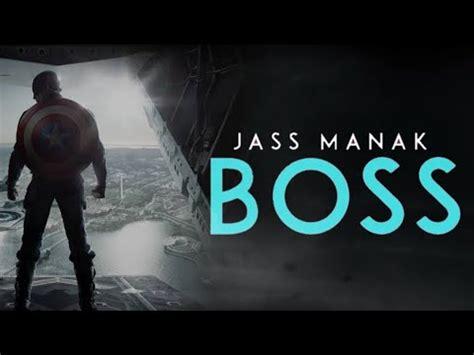 Boss  Jass Manak Ft Captain America And Bucky Youtube