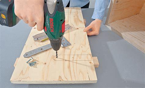 anschlagwinkel selber bauen brennholzregal kaminholz bild 8 selbst de