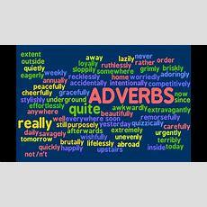 Adverbs Youtube