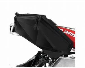 Snowmobile Cargo Rack Saddle Bag