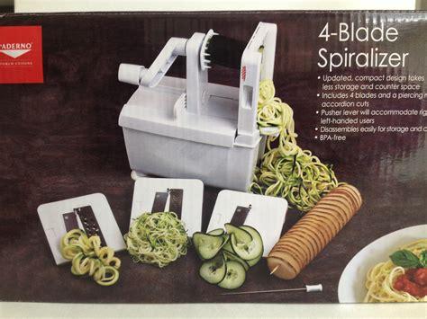 spiralizer bed bath beyond inspiringkitchen 5 favorite fruit and vegetable tools