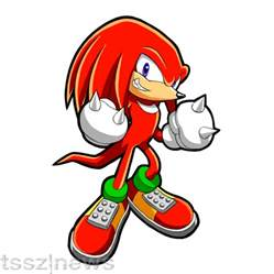 Sonic Chronicles Knuckles