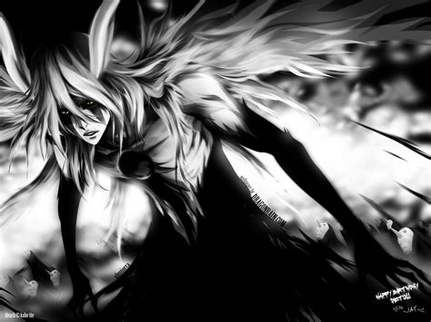 Black And White Anime Wallpaper Hd - anime photo 31761225 fanpop