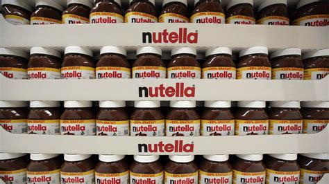 The secret is the special recipe the selected ingredients and the careful preparation. 33 Nutella Nutrition Facts Label - Best Labeling Ideas