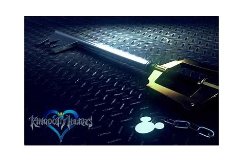 download kingdom hearts simple and clean