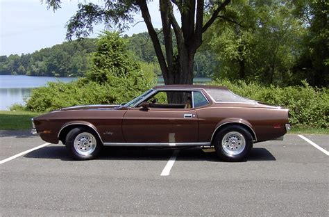 We Love Fords Past Present And Future 1971 Ford Mustangs