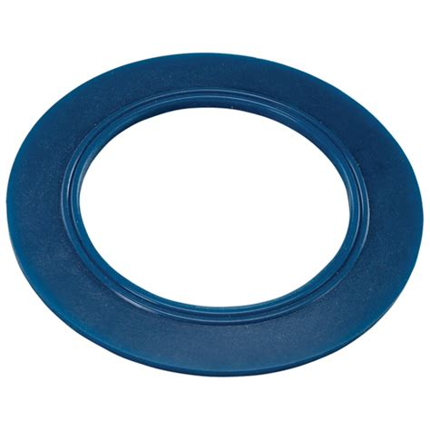 Blue Silicone Toilet Flapper Seal Rona