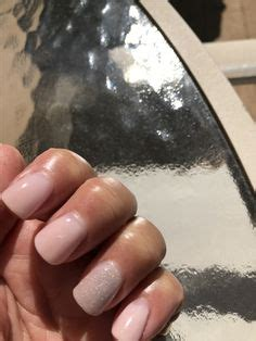 revel  scarlett acrylic dip powder   dry