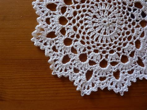 doily patterns yellow pink and sparkly august 2011