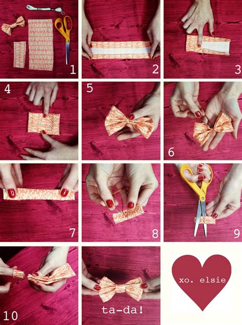 how to make a bow how to make hair bows diy jr a beautiful mess