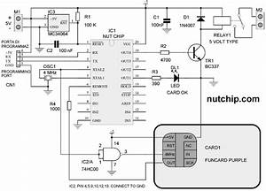 alberto ricci bitti smartcard controlled relay With relay switch card
