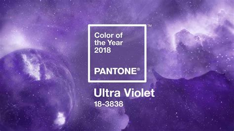 pantone color of the year 2017 2018 colour of the year ultra violet is futuristic color