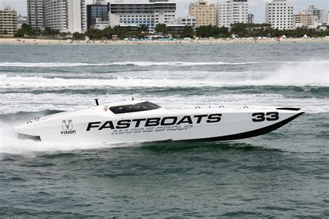 Fast Boats In Miami by Fastboats Marine Made Big In Miami