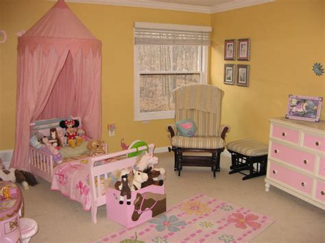 pink and yellow bedroom toddler bedroom yellow and pink eclectic detroit 16698 | eclectic