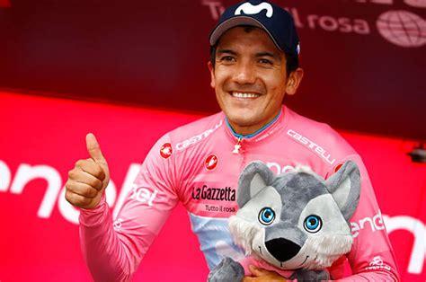 Ríchard carapaz a 1 min 56 s 6. Clasificación General del Giro de Italia en la etapa #17 - Noticias Caracol