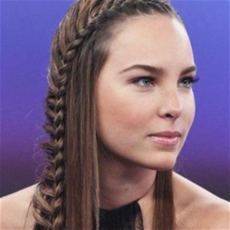 braided hairstyles page 2 flower hair braid how to bang