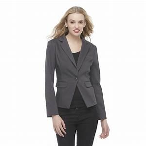 Covington Women's Fitted Blazer - Sears
