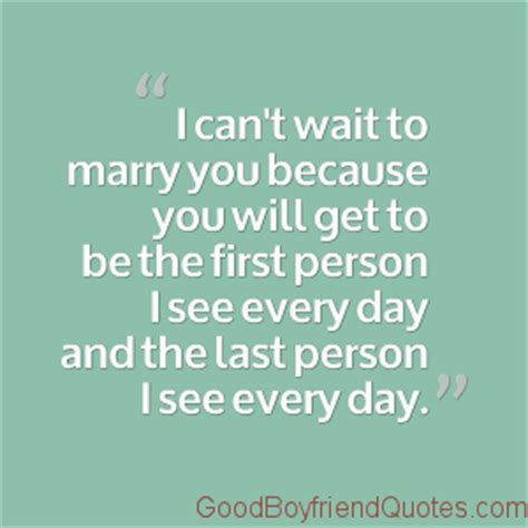 luadeneonblog.blogspot.com: I Want To Marry You Quotes