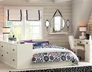 Chambre De Fille Ikea : la chambre ado fille 75 id es de d coration archzine ~ Premium-room.com Idées de Décoration