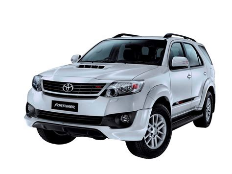 Toyota Car : Toyota Fortuner 2.5 Trd Sportivo Prices, Specification, Images