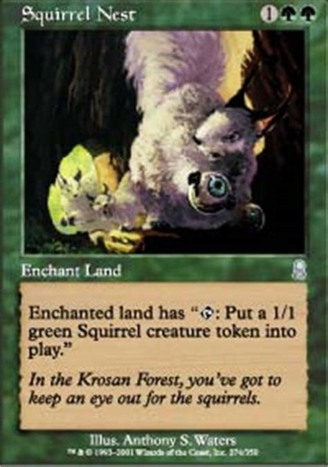 squirrel nest odyssey magic the gathering gaming store for cards miniatures