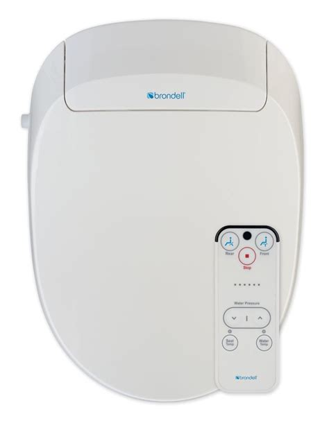 home bidet brondell swash 300 bidet toilet seat white the