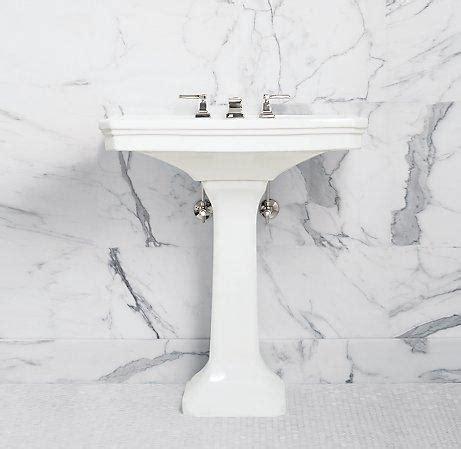 park pedestal sink single vanities washstands