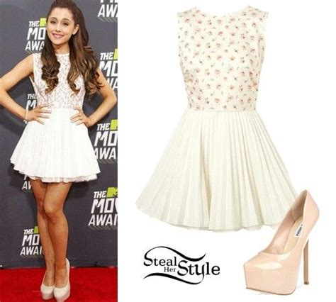 Pin by Michelle Fix on Fashion | Ariana grande outfits ...