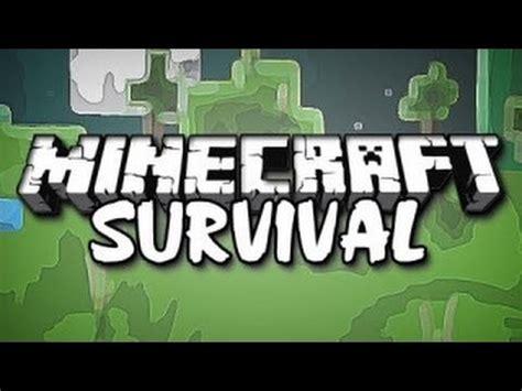 minecraft  mi mundo survival descarga del mapa loquendo youtube