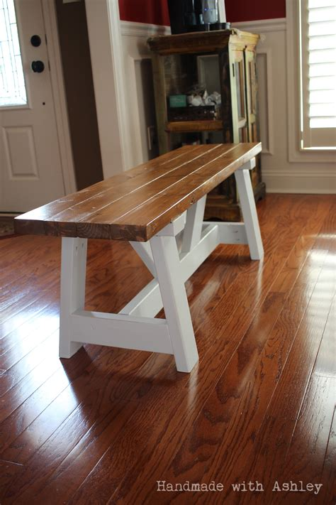 ana white diy providence bench diy projects