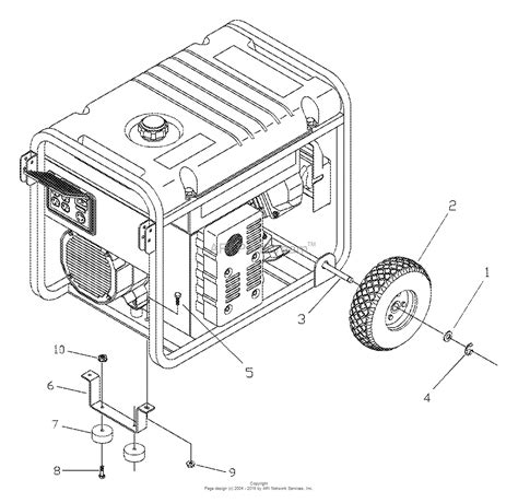 briggs and stratton power products 1799 0 580 326300 6 300 watt craftsman parts diagram for