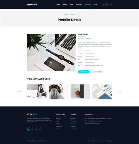 litmus templates litmus clean creative multipurpose psd template by tortoiz themeforest
